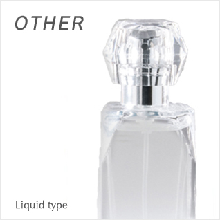 Liquid/spray type